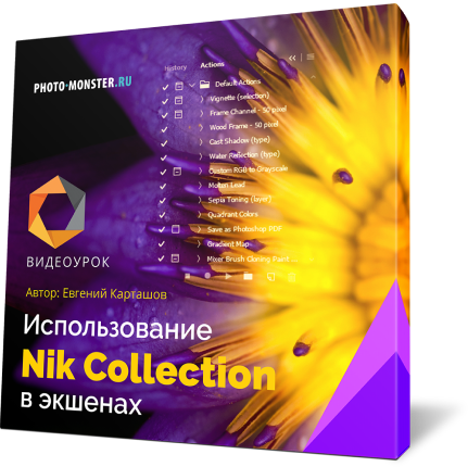 Бонус 1. Плагины Nik Collection