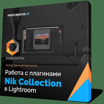Бонус 2. Плагины Nik Collection