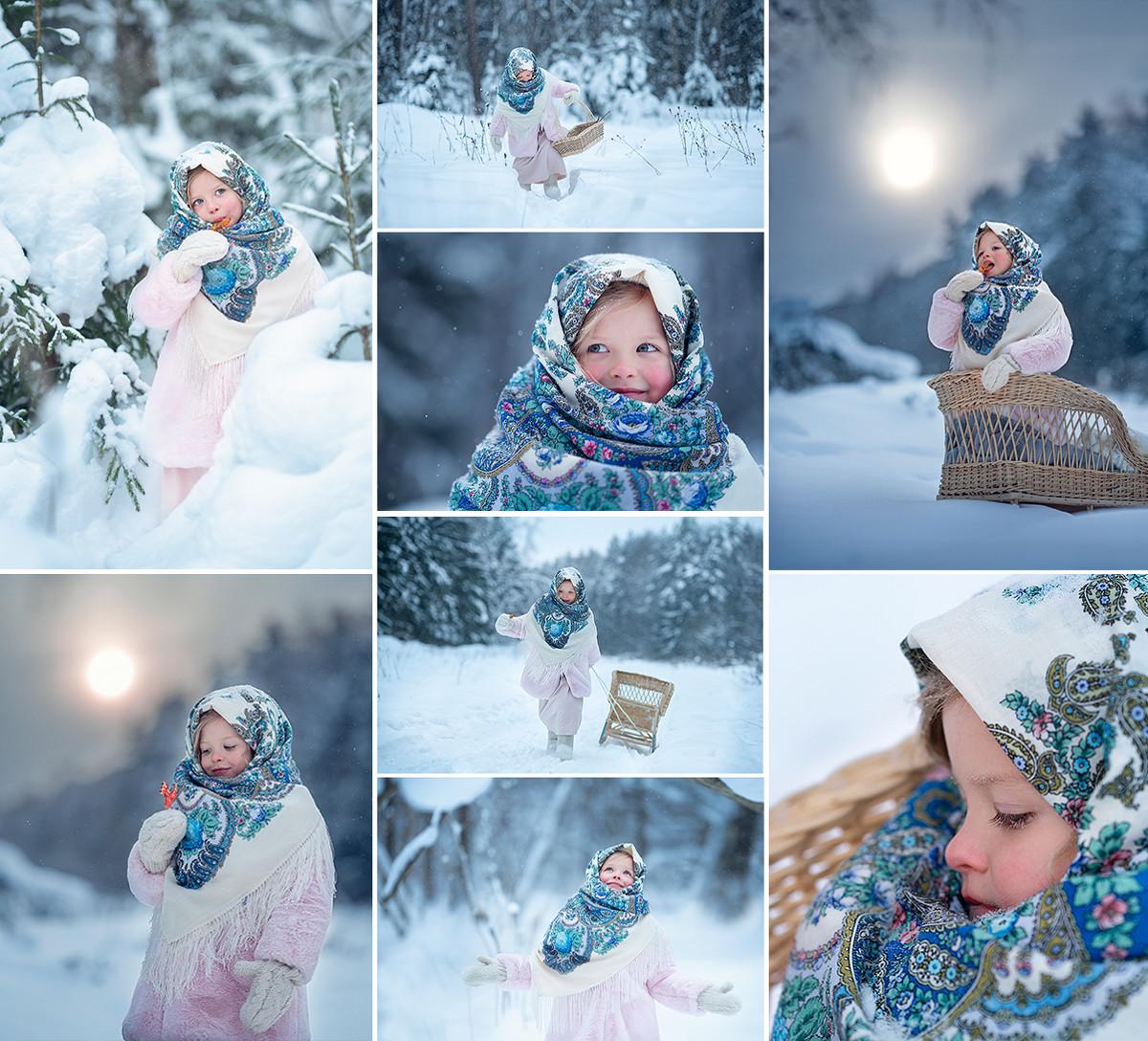 Бесплатный онлайн-урок по детской фотографии от Елены Карнеевой